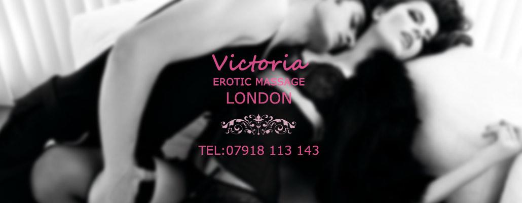 erotic massage London